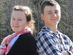 Edward Joseph and Elisha Marie
