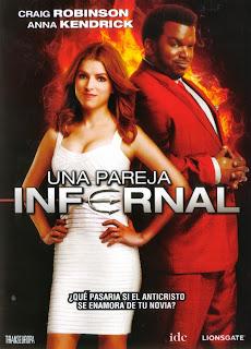 Una Pareja Infernal Poster
