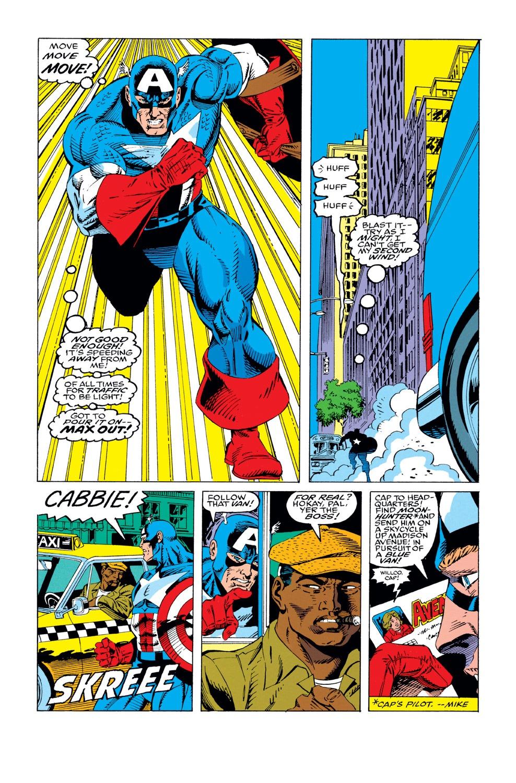 Captain America (1968) Issue #422 #372 - English 10