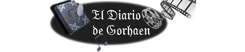El DIario de Gorhaen