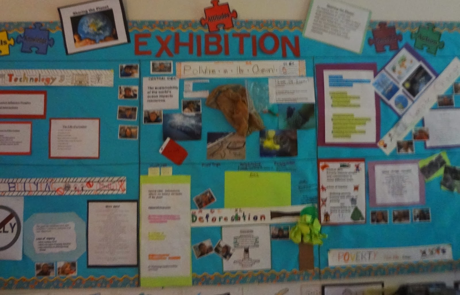 Pyp Exhibition Displays : Pyp in paradise march