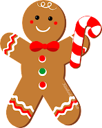 Gingerbread Clipart Package