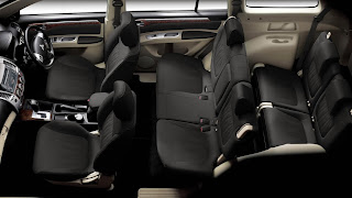 interior new pajero sport 2013