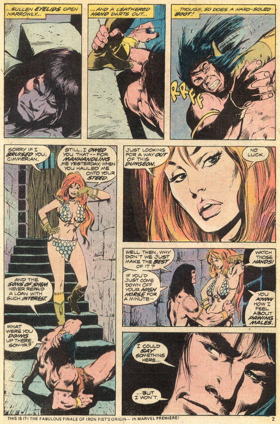 Conan the Barbarian (1970) Issue #44 #56 - English 3