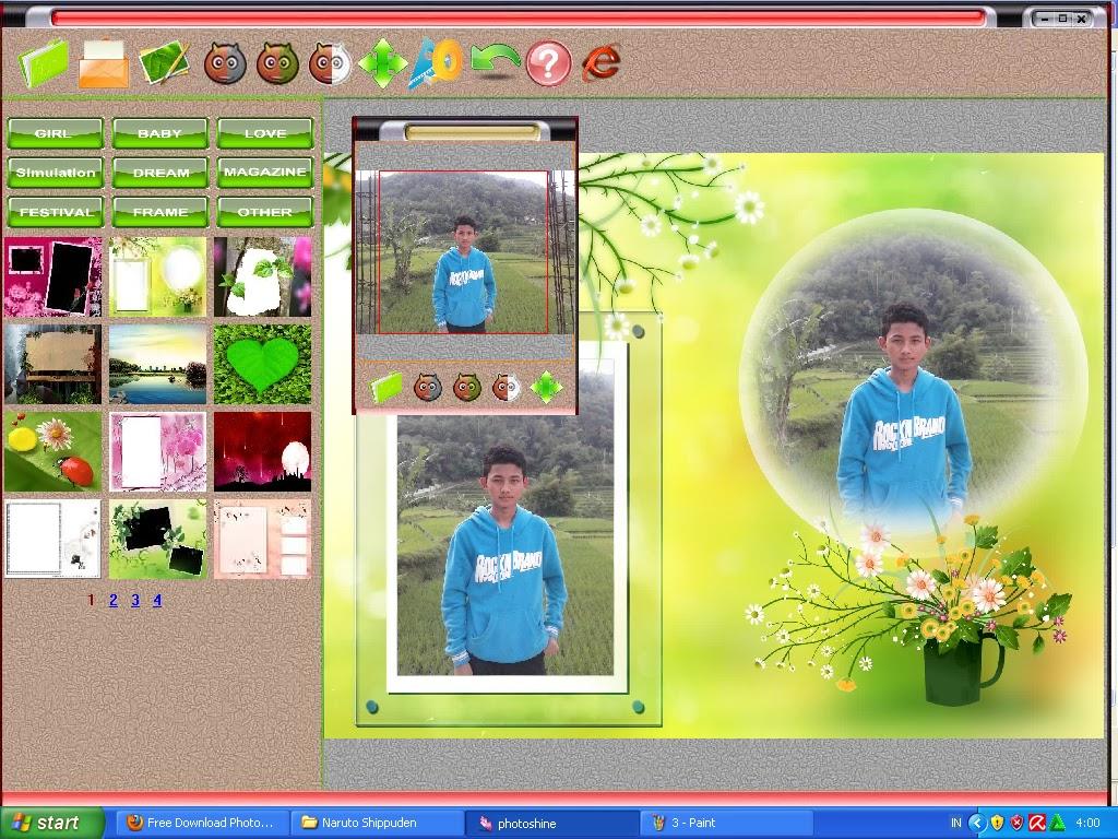 Free Download Photoshine 4.0 Versi Terbaru - rahmat_hidayat