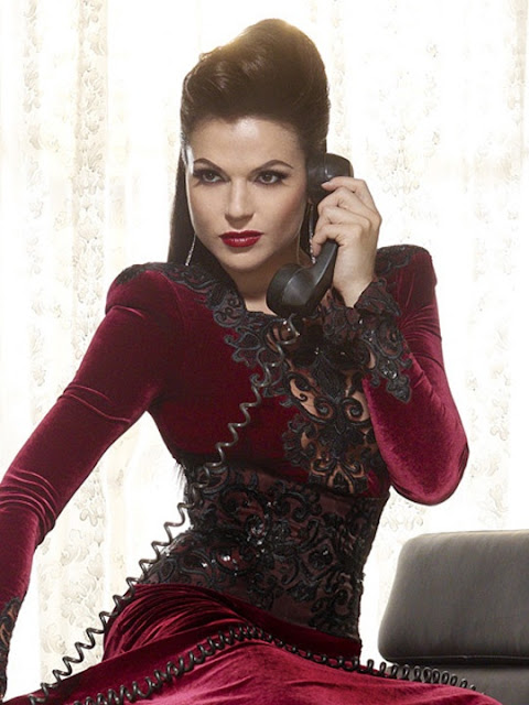 Lana Parrila Evil Queen