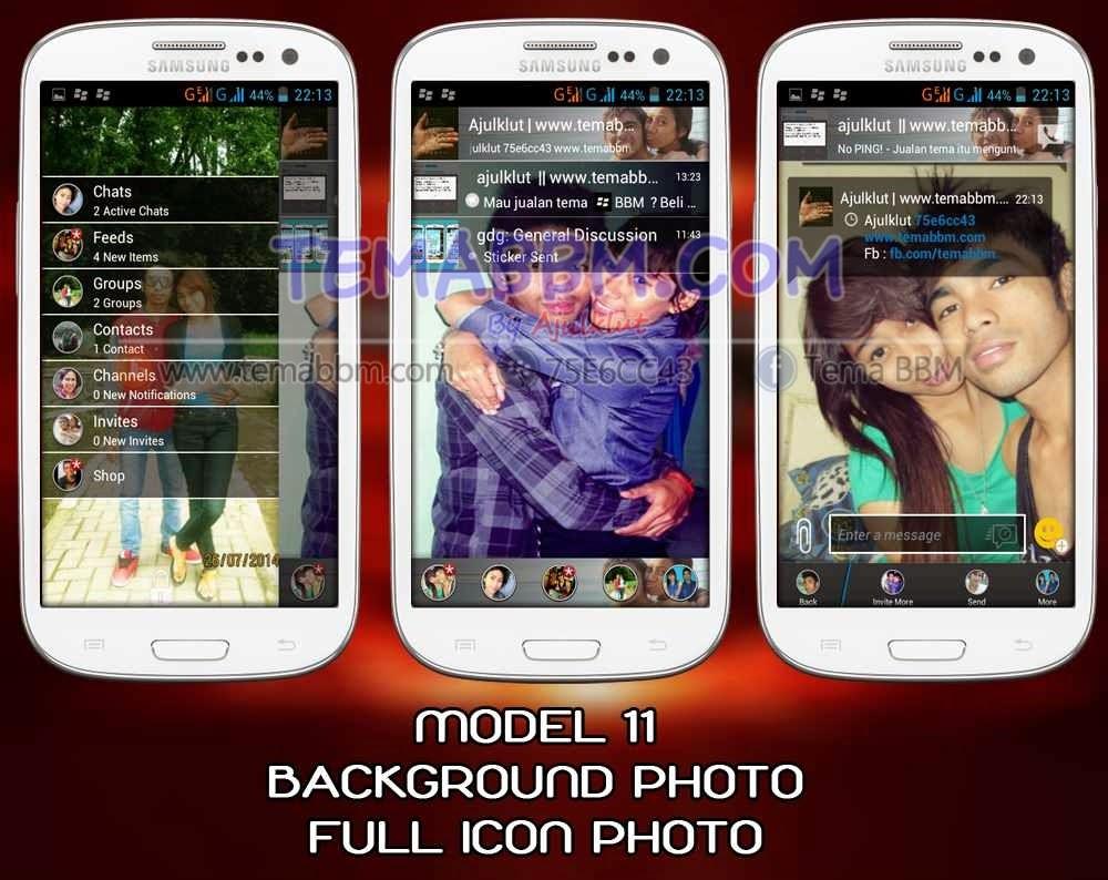 BBM MOD Photo