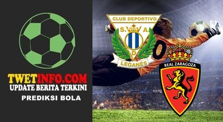 Prediksi Score Leganes vs Real Zaragoza 07-09-2015