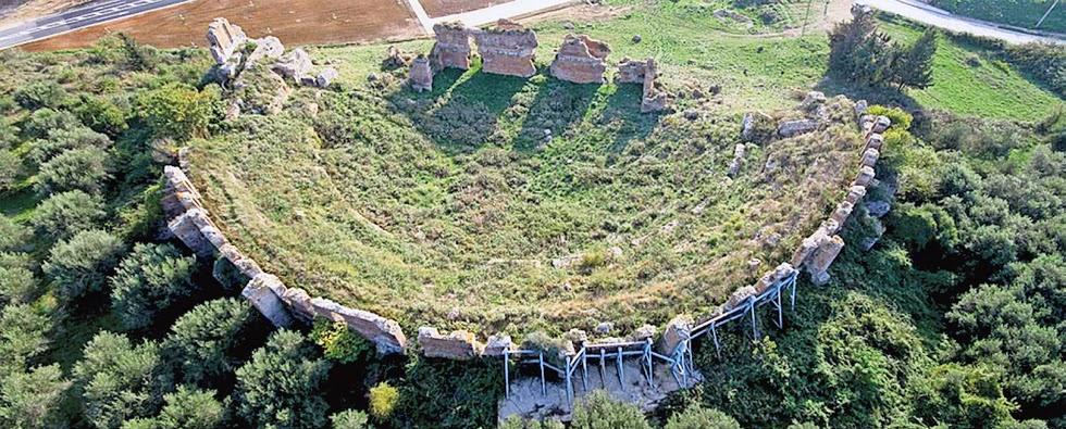 «Λίφτινγκ» στο αρχαίο θέατρο Νικόπολης