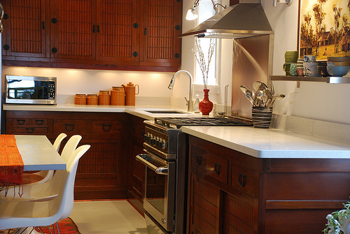 Asian Style Kitchen Ideas | Design Inspiration of Interior,room ...