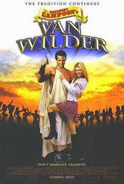 Van Wilder en Español Latino