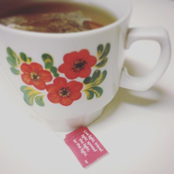 Tisana allo zenzero - Yogy Tea
