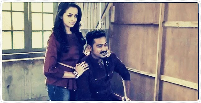 Bhavana hot photos with Asif Ali in new malayalam movie ...