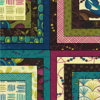 Moda SOHO CHIC Quilt Fabric by Sandy Gervais