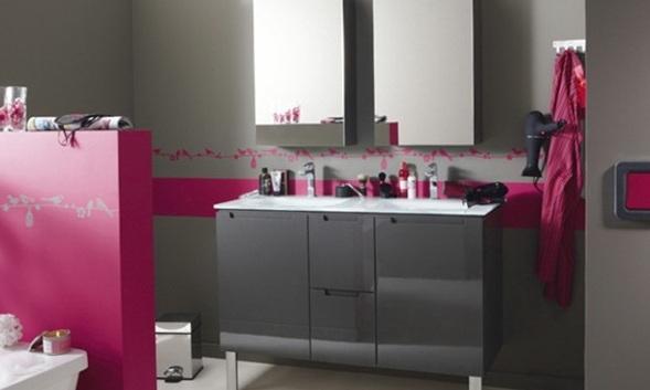 Set De Baño Romantic:Unset de utensilios de baño y toallas de mano decorativas que