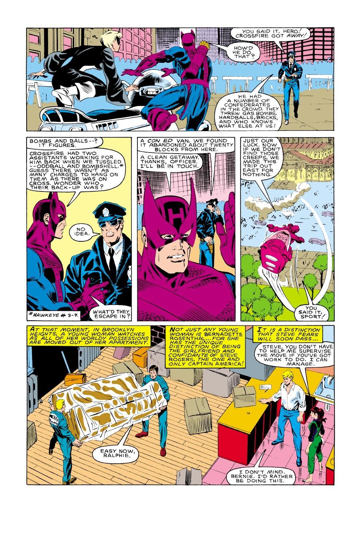 Captain America (1968) Issue #317 #245 - English 6