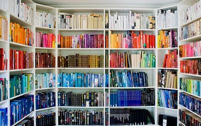 Prateleira mdf, livros