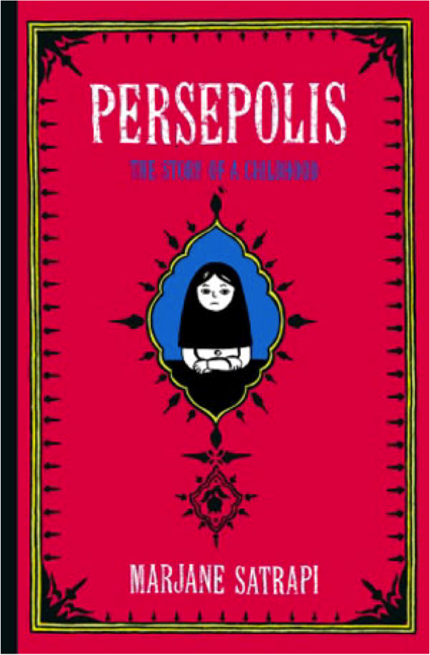 a graphic novel analysis of persepolis by marjane satrapi Persepolis unit planplan main text: plot summary & organizational patterns wise, funny, and heartbreaking, persepolis is marjane satrapi's memoir of growing up in iran during the setting has for the story because the graphic novel is not just about satrapi's childhood, but it is also.