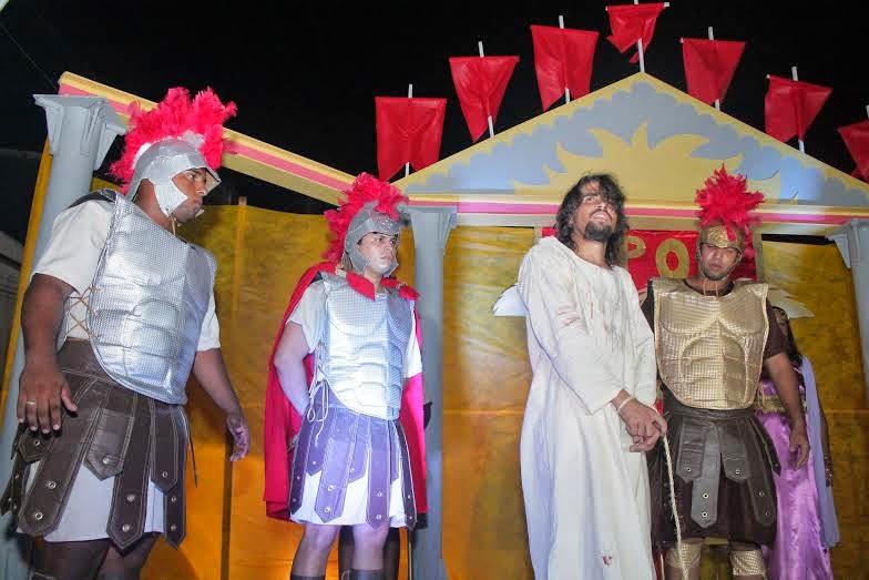 Capital pernambucana terá três encenações da Paixão de Cristo
