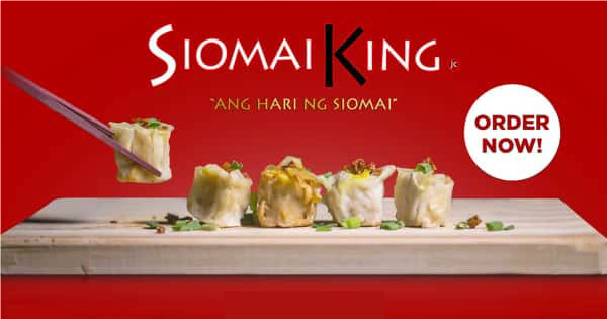 Siomai King Products Available Here