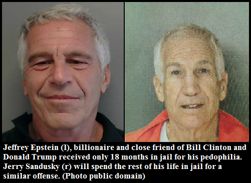 Donald Trump, Bill Clinton Connection to Jeff Epstein Bringing New Twist To 2016 Election