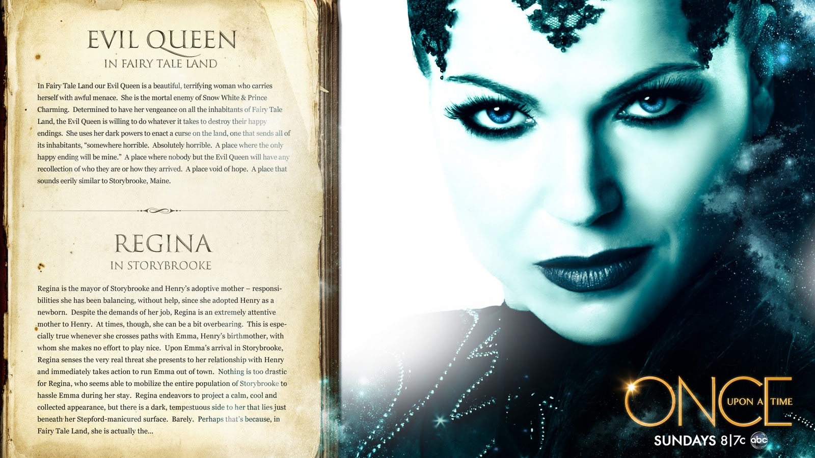 once upon a time abc desktop wallpaper
