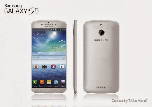 Galaxy S5 features and release date