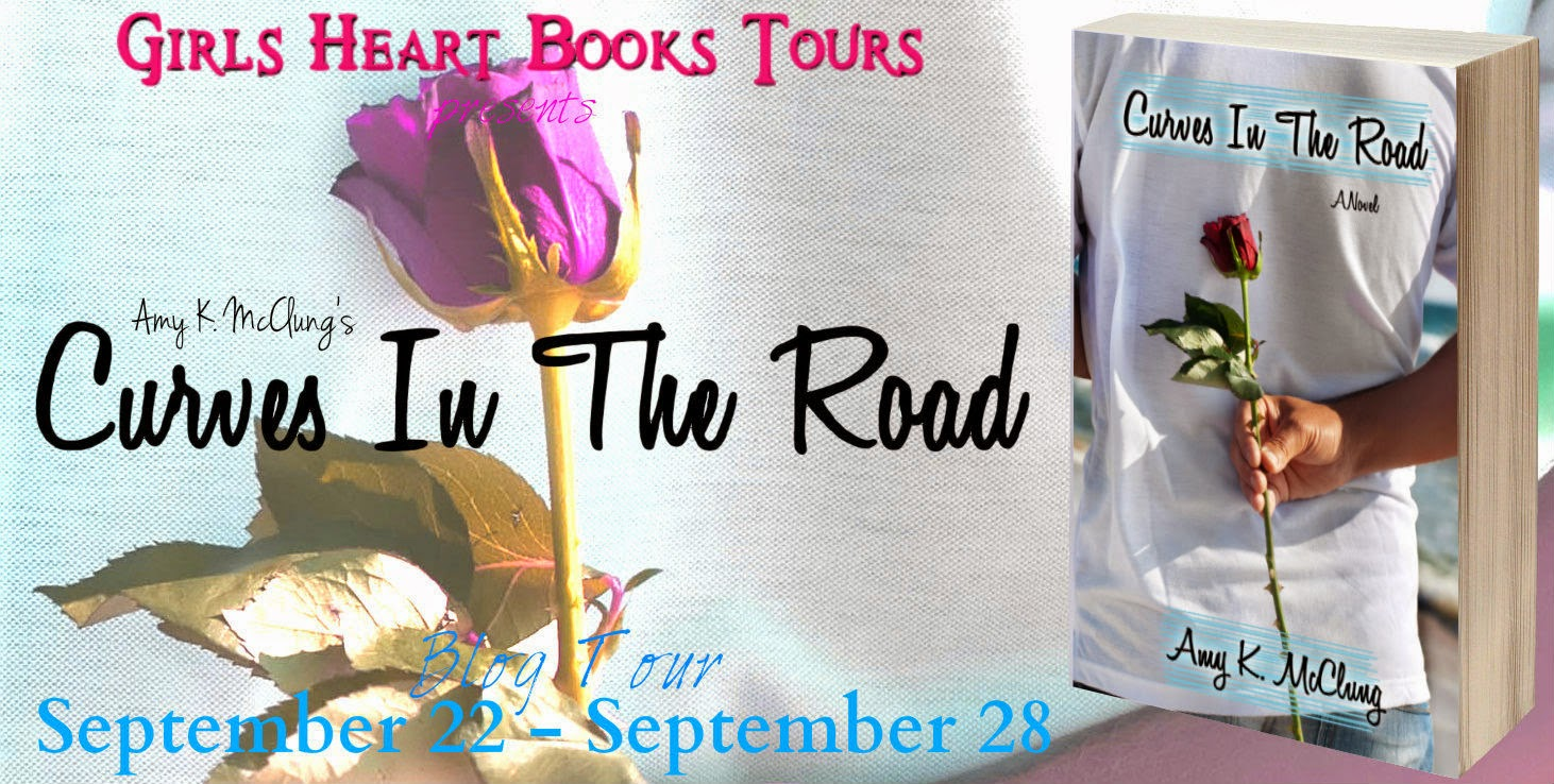 Blog Tour: Curves in the Road by Amy K McClung