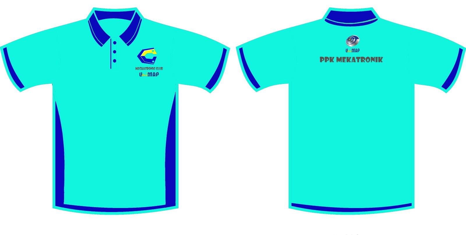 Design Baju T-Shirt