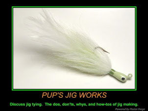 Welcome to my jig tying site!