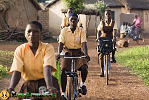 Bicicleta Estudantil