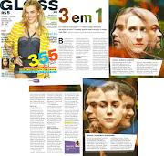 Matéria da revista Gloss aborda a amizade entre homem e mulher e como isso .
