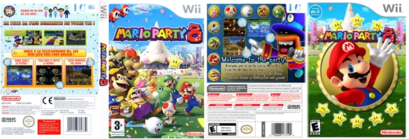 PARTY TOP 5 DES JEUX POUR UNE SOIREE WII ENTRE AMIS