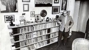 BUENOS AIRES, 1974. Raúl González Tuñón, un mes antes de su muerte.