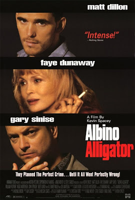 Watch Albino Alligator 1996 Hollywood Movie Online | Albino Alligator 1996 Hollywood Movie Poster