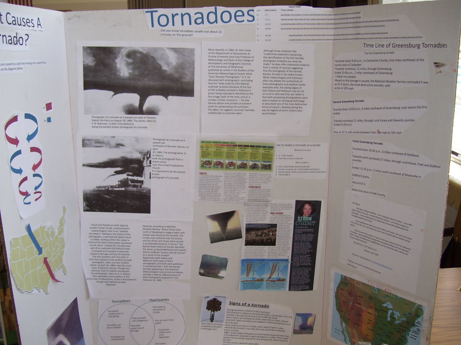 tornado science project Explore kerry murphy's board tornado science project on pinterest | see more ideas about science experiments, school projects and science classroom.