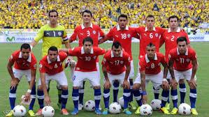 تصفيات كأس العالم : تشيلي 1 - كولومبيا 1 حسن العيدروس 12 - 11 - 2015