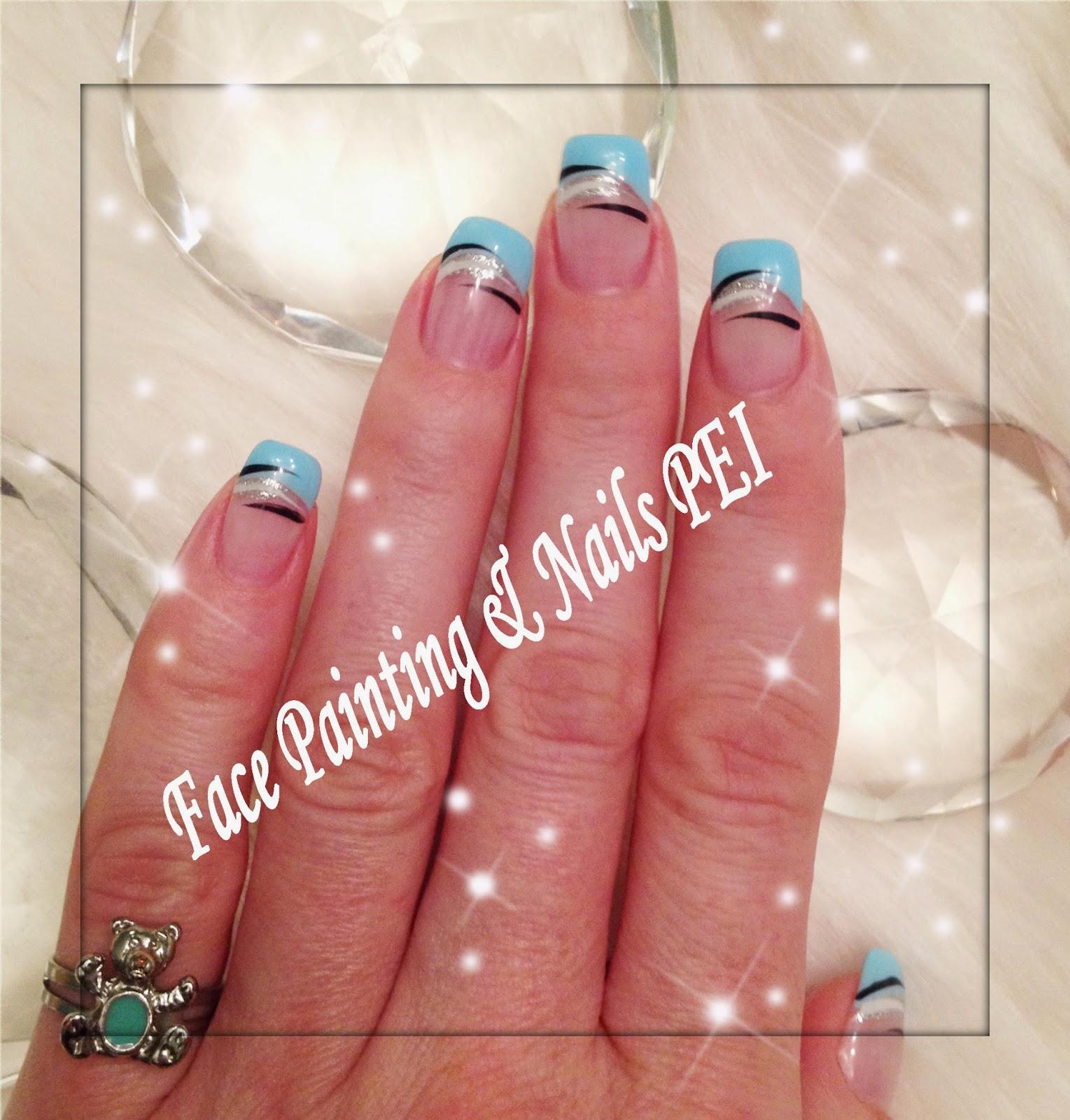 Face Painting & Nails PEI: UV-Gel Nails