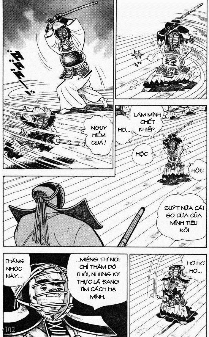 Siêu quậy Teppi chap 95 - Trang 19