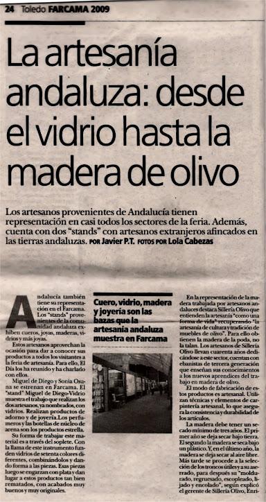 Feria de Farcama Toledo (artículo 1)