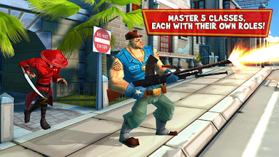 Blitz Brigade - Online FPS Fun v1.8.2 MOD APK+DATA