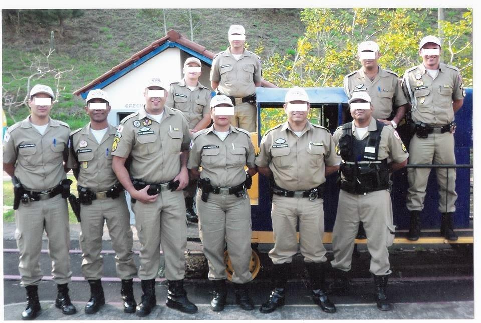 policiais de minas gerais