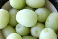 uvas congeladas enfriar vino