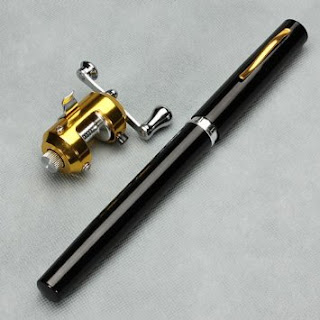 Penfishing Rod
