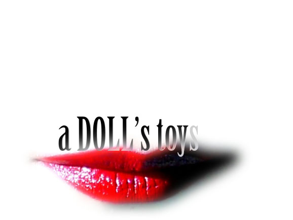 a DOLL's toys