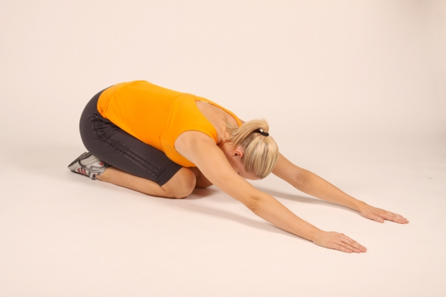 Lower Back Stretches: July 2013