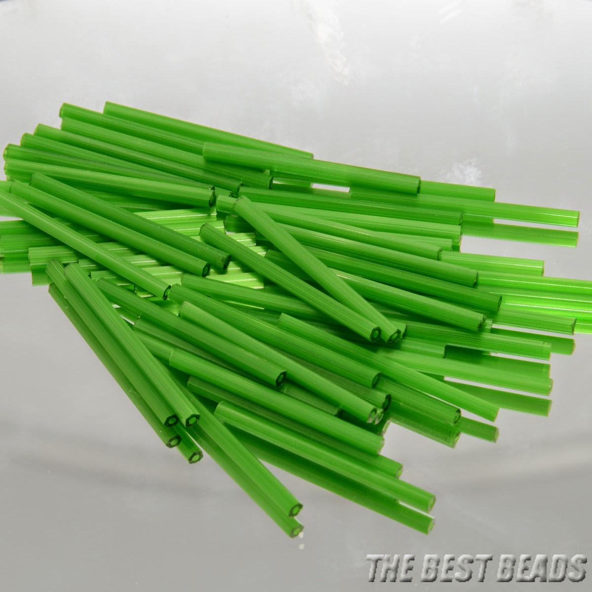 https://www.etsy.com/listing/198858337/15g-70pcs-silky-green-bugle-beads-30mm