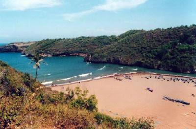 5 Wisata Pantai Di Jogja Yang Masih Alami