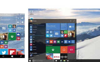 versioni windows 10