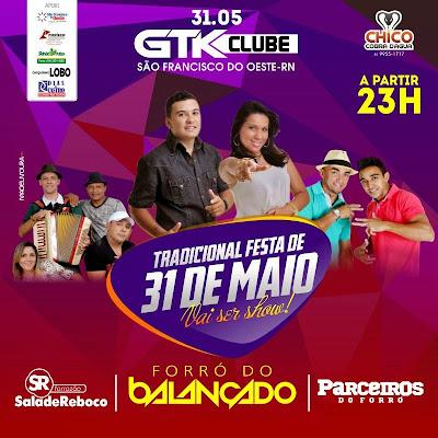 TRADICIONAL FESTA - 31 DE MAIO